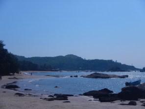 The Shape of Om Beach