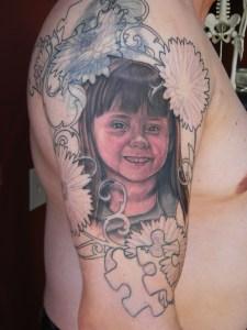 realistic tattoo artist santa rosa
