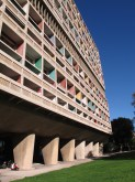 Cité radieuse du Corbusier à Marseille