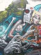 Miami street art tour