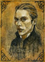 Steerpike of Gormenghast by Soni Alcorn-Hender