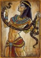 Cleopatra by Soni Alcorn-Hender
