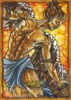 Icarus by Soni Alcorn-Hender