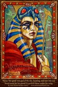 Horus by Soni Alcorn-Hender