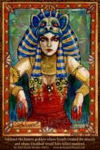 Sekhmet by Soni Alcorn-Hender