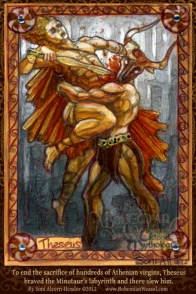 Theseus by Soni Alcorn-Hender