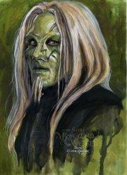 SGA 'Todd' Wraith by Soni Alcorn-Hender