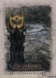 A vision of Barad-dûr
