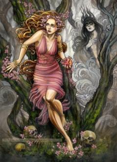 Persephone and Hades, Soni Alcorn-Hender