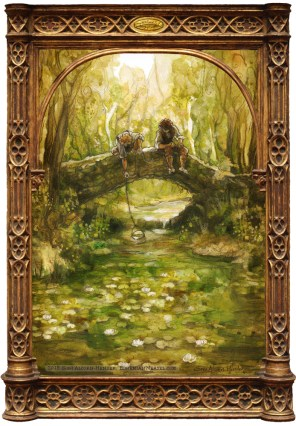Shire Bridge, Soni Alcorn-Hender