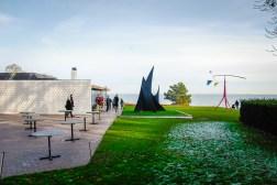 Louisiana, Muzej sodobne umetnosti // Louisiana, Museum of Modern Art