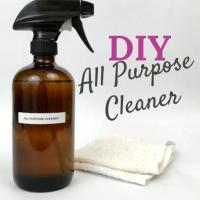 DIY All Purpose Cleaner (Only 3 Ingredients!)