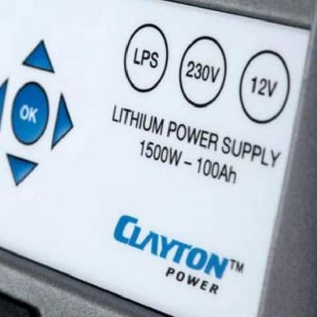 Lithium Power Supply