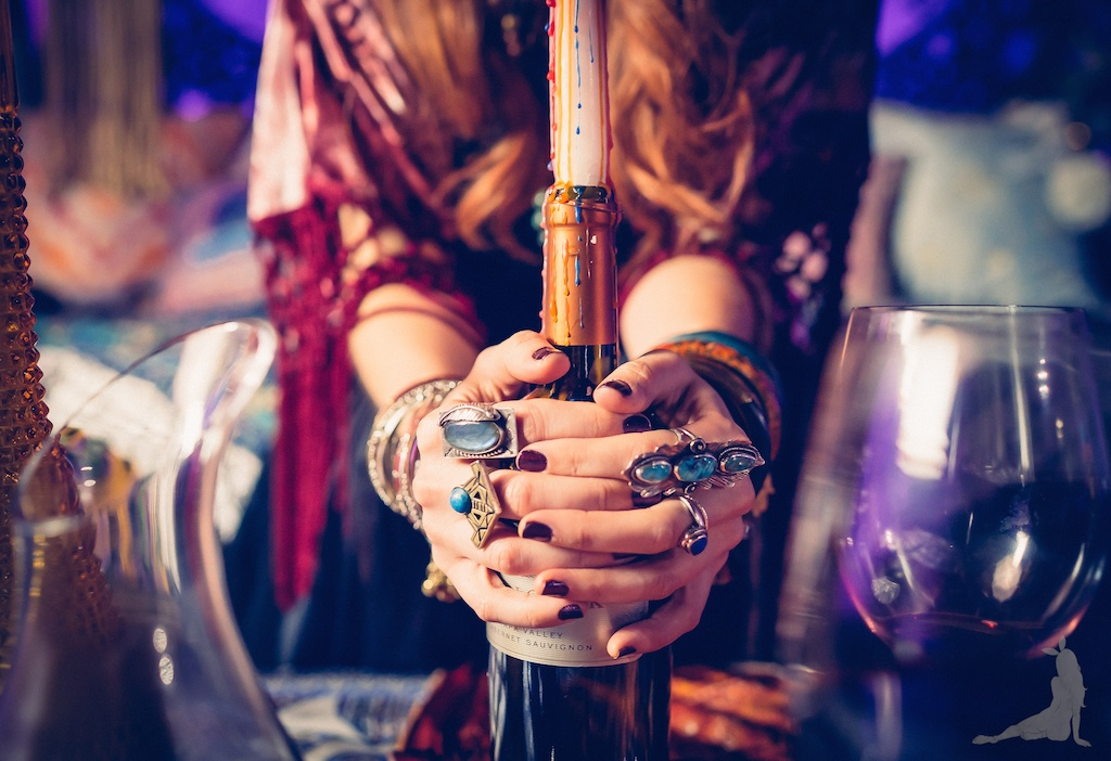 tracey-filapose-boho-bunnie-gypsy-jewels-bohemian-tapestry-decor-velvet-fringe-kimono-vintage-trippy-hippie-store-drip-candles-fortune-teller 8
