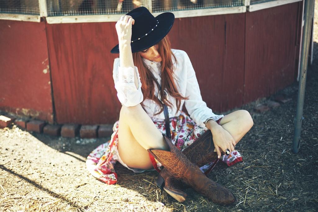 the-little-bazaar-most-wanted-dan-post-cowboy-boots-bolo-western-skirt-bohemian 5