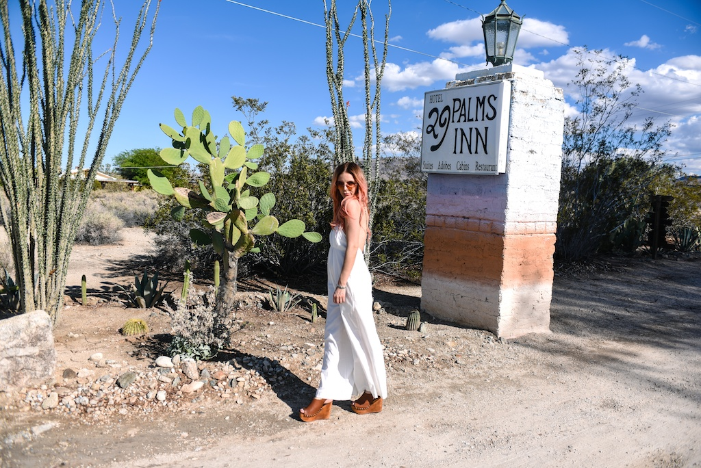tejido-white-jumpsuit-cullottes-jeffrey-campbell-platform-sandals-29-palms-inn-joshua-tree-overtone-hair-color-bohemian-fashion-blogger-boho-bunnie 7