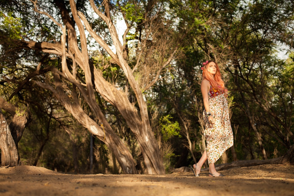 the-avarca-store-pachamama-bohemian-maui-beach-fashion-blogger-boho-bunnie-mibo-gold-leather-slingback-sandal-sun-dress 22