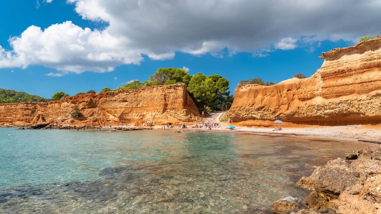 Sa Caleta en Ibiza, Islas Baleares