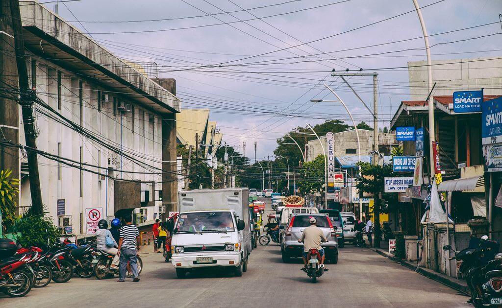 City of Friendship - Tagbilaran City, Bohol, Philippines