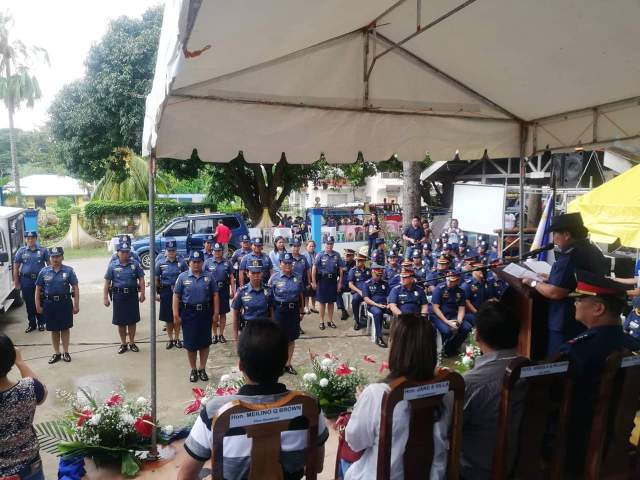 First all-women police station opens in Maria, Siquijor