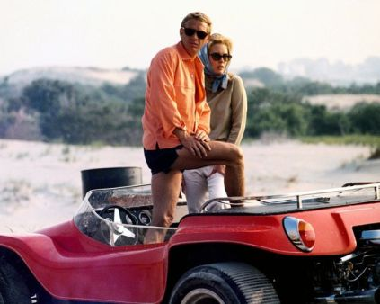 The Thomas Crown Affair, 1968 (directed by Norman Jewison starring Faye Dunaway & Steve McQueen)