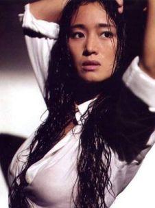 Gong Li in Ju Dou (directed by Zhang Yimou)