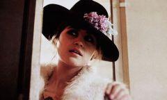 Maria Schneider in Last Tango in Paris, 1972 (directed by Bernardo Bertolucci & also starring Marlon Brando)