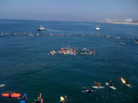 Jay Adams memorial paddle out