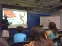 Screening of White Wash, the documentary film about the history of Black Surfing