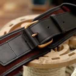 Artka кожаный пояс с кармашками