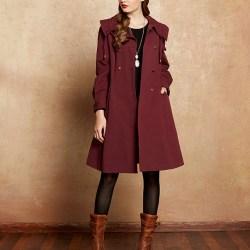 Artka ретро пальто с поясом