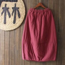 Sweet corset юбка утеплённая