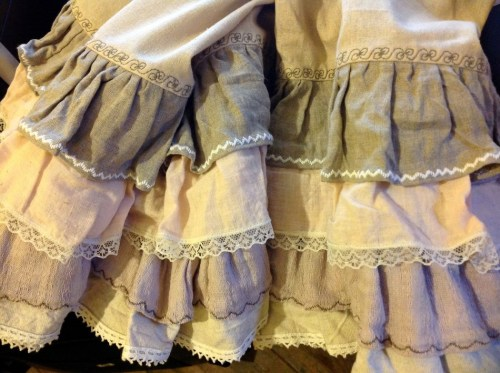 WonderMary юбка-бохо и нижняя юбка