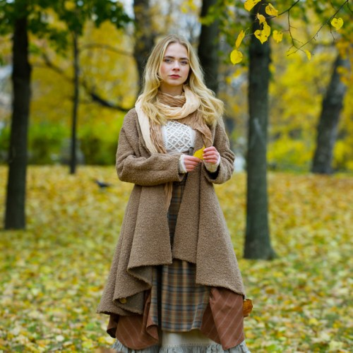 WonderMary демисезонное пальто