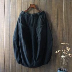 Sweet corset юбка-фонарь с карманами