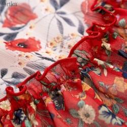 Artka юбка с воланами