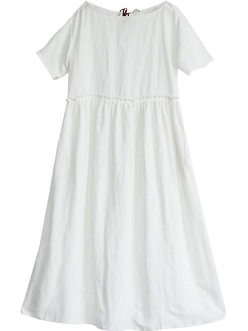 Chaos in Gangnam белое платье
