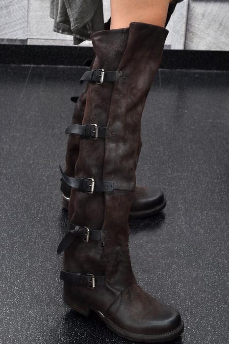 Provaperfetto сапоги на низком каблуке