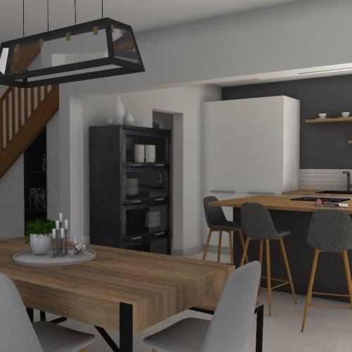 Cuisine - Projet 3D
