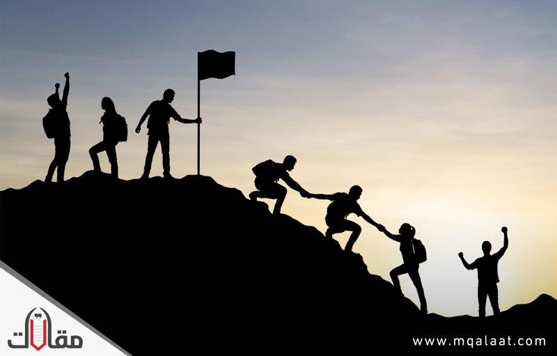 دراسات| العمل الفريقي