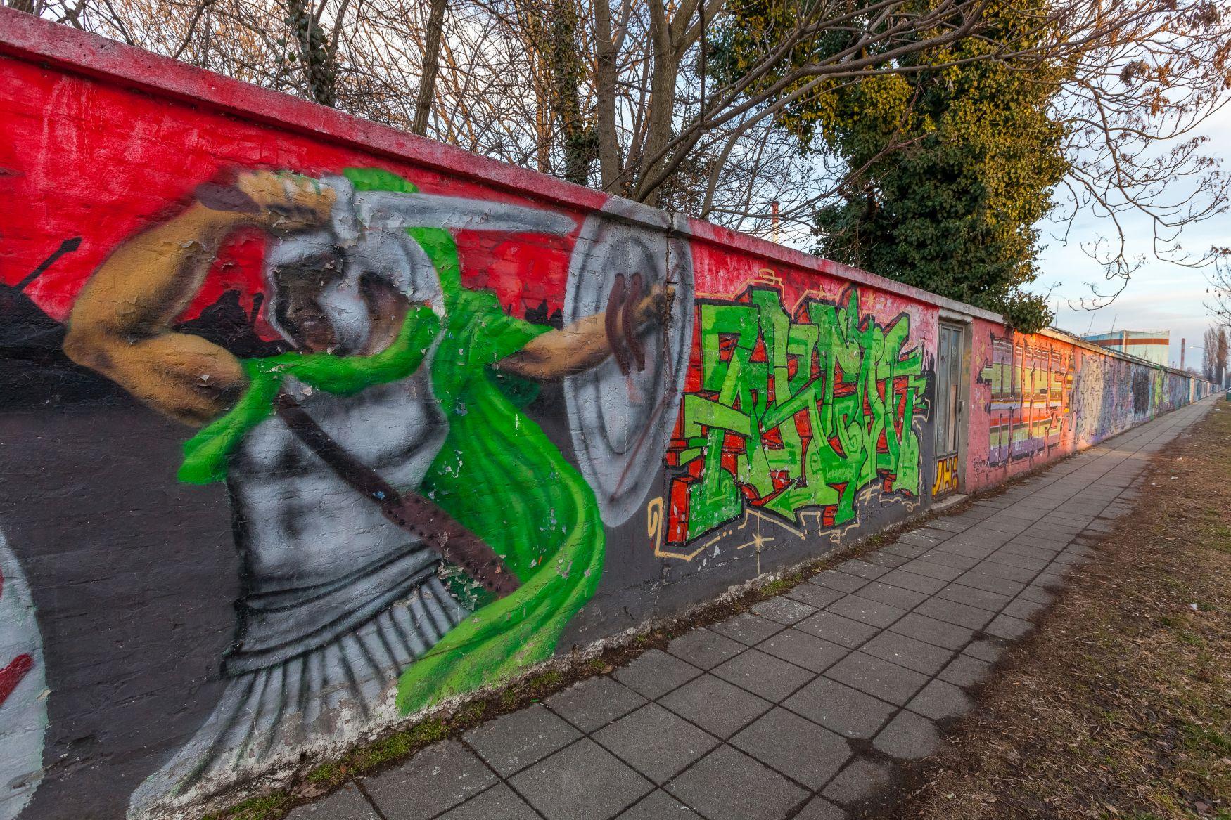 URBAN ART AND GRAFFITI WORKSHOP