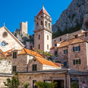 SIGHTSEEING ON OMIS WALKING TOUR/ VOĐENI RAZGLED GRADA