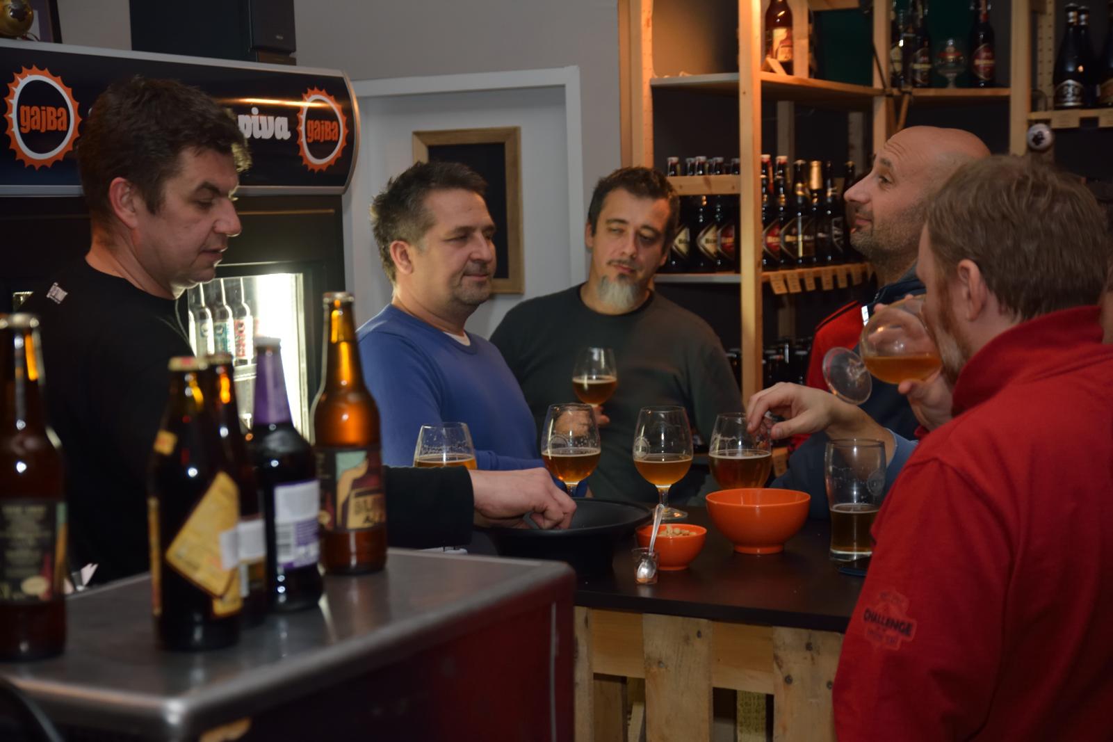 CRAFT BEER TASTING – A BEER TOUR IN OSIJEK!