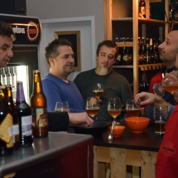 CRAFT BEER TASTING – A BEER TOUR IN OSIJEK!