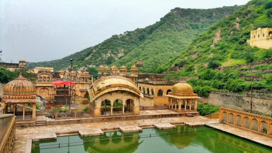 Galta Ji, jaipur, sights to see, India, north india