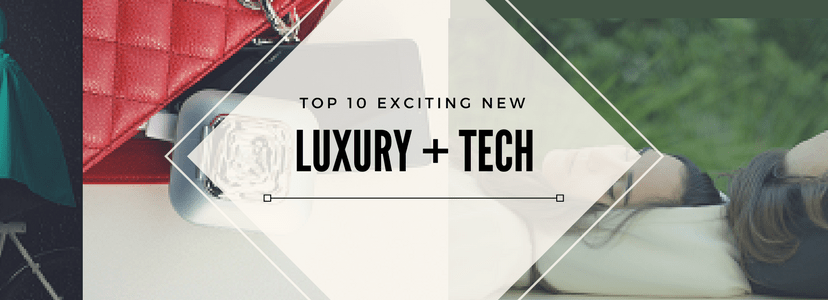 Luxury Products, Technology, New Tech, Kickstarter, Crowd Funding