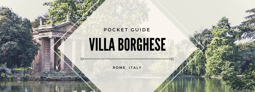 Villa Borghese, Rome, Italy, What to see in Rome, Italian Gardens