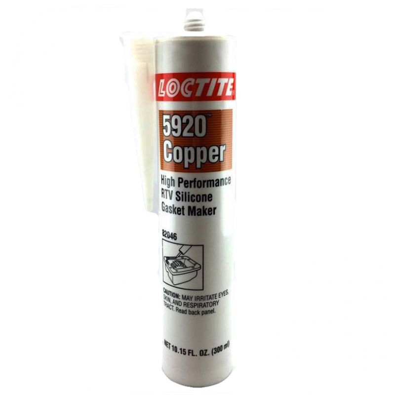 Loctite 5920 Copper High Performance RTV Silicone Gasket