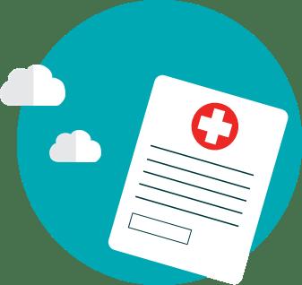 list of symptoms bohring
