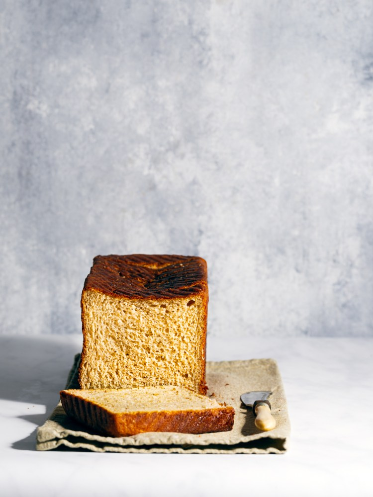 white bread - working-with-artificial-light